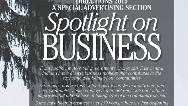 Directions: Spotlight on Business