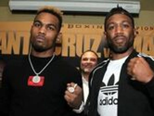 Jermell Charlo and Austin Trout