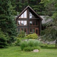Photos: Log cabin in Metamora creates lavish comforts of home