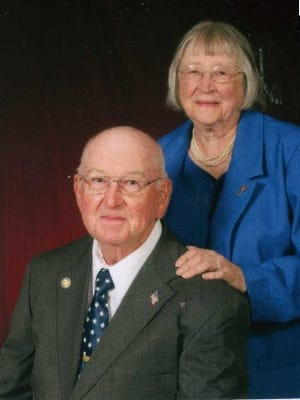 Donald & Jean Seiter - 65th Anniversary
