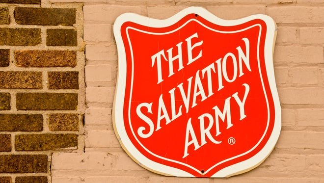 Double your Salvation Army Donation.