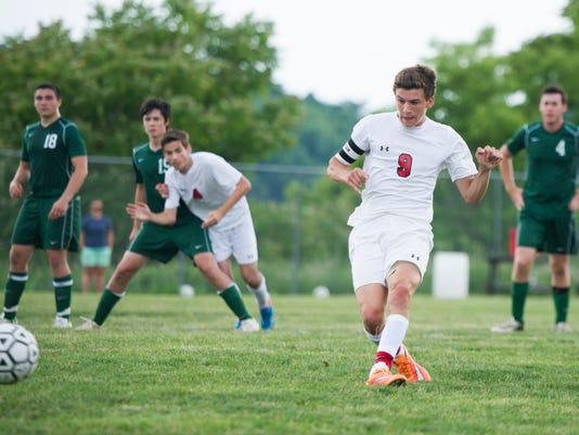 Wilson at Riverheads soccer