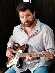 The Louisiana guitarist Tab Benoit continues his love affair with Tallahassee during a concert on Thursday at The Moon.