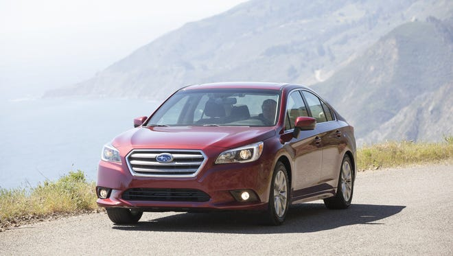 Subaru Reports Best September Ever, September 2014 Sales up 31% Year-over-year