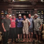 Marco Andretti's racing house parties