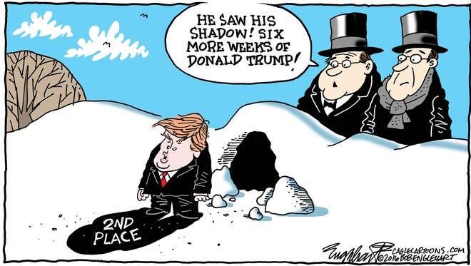 Groundhog Trump