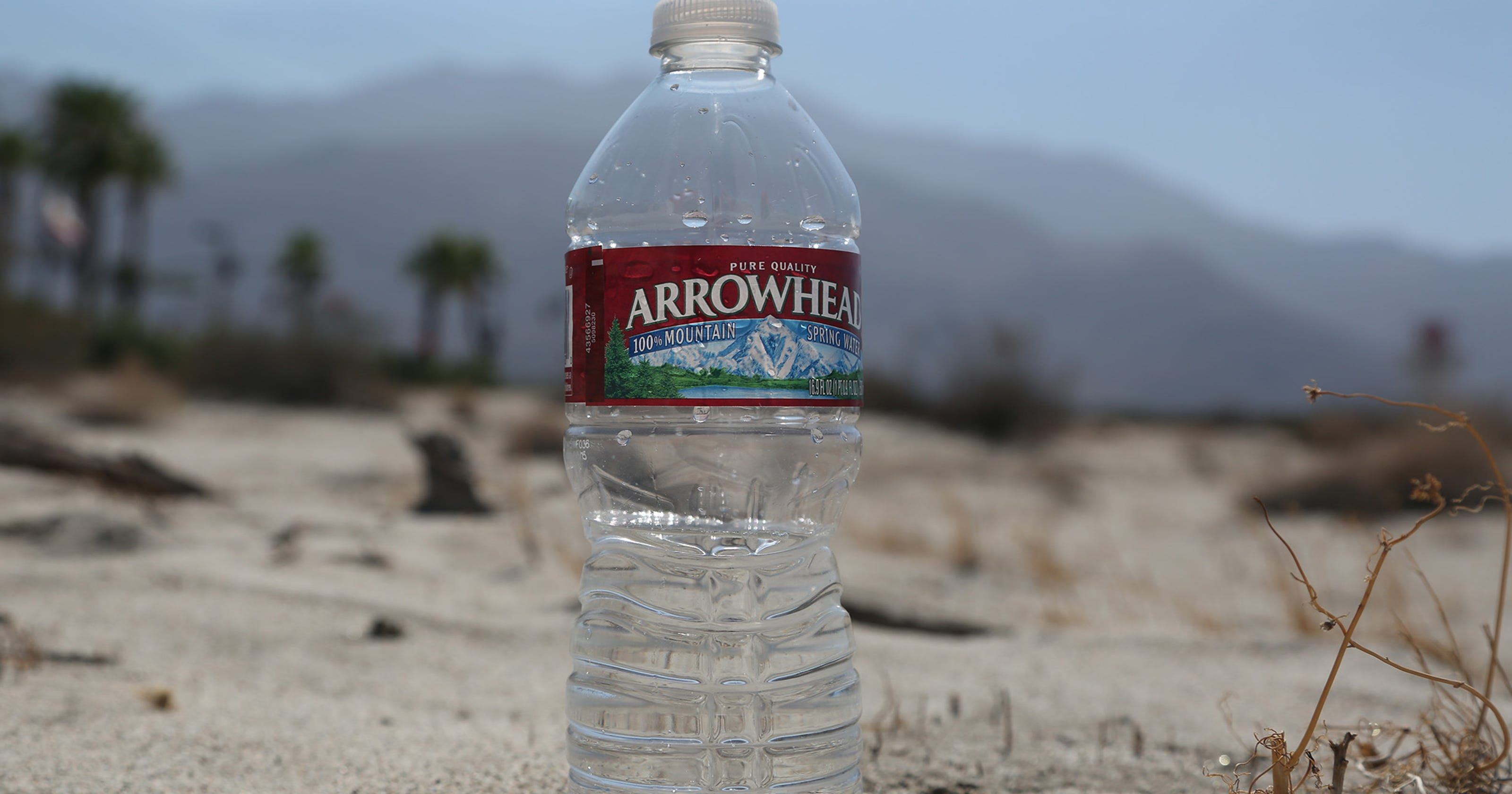 Nestle, Arrowhead tapping water from Morongo reservation