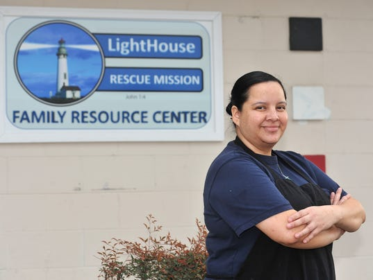 Lighthouse Rescue Mission Volunteer