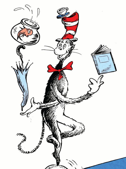The Cat In The Hat Writer