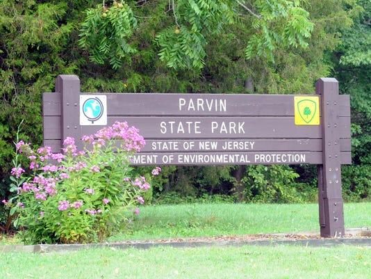 PARVIN STATE PARK