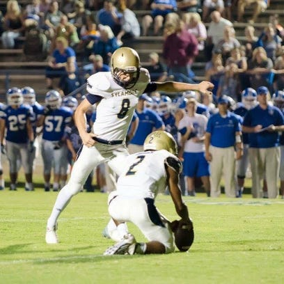 A dream come true: Sycamore kicker walks-on to Austin Peay football team