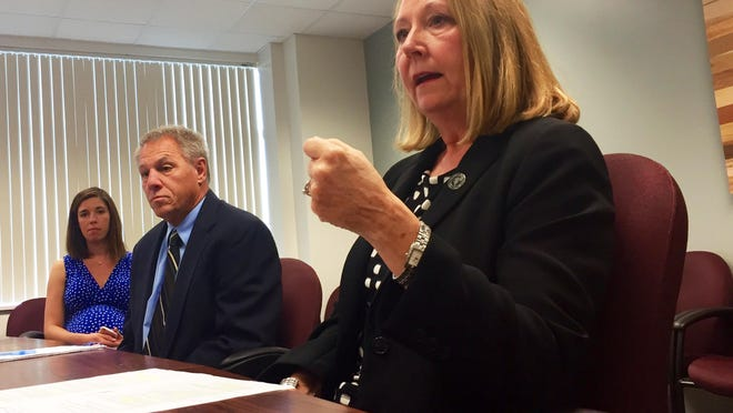 Michigan Department of Environmental Quality Director C. Heidi Grether wants the U.S. Environmental Protection Agency to do additional research and rules on chemicals known as PFAS.