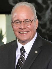Harvey Kesselman,  Stockton University president
