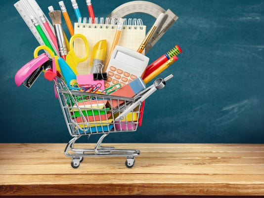 Education, Back to School, Shopping