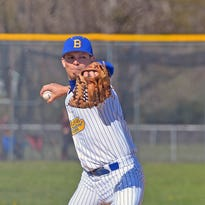 Buena senior right-hander Denny Brady gave up just three earned runs all season, relying primarily on his fastball, cutter and changeup. He would go 10-0 with 106 strikeouts and a 0.34 ERA.