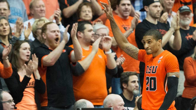 Gary Payton II helped Oregon State snap a 26-year NCAA Tournament drought that was one of the few longer than Rutgers basketball has endured.