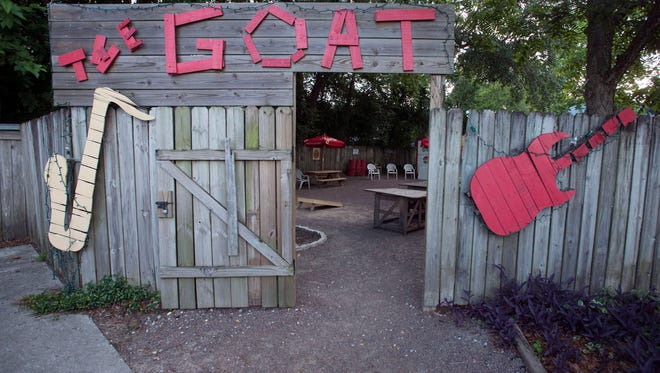 Goat Lips Chew and Brewhouse is a popular hangout and watering hole from many in the area around the Copter Road establishment including University of West Florida students and employees.
