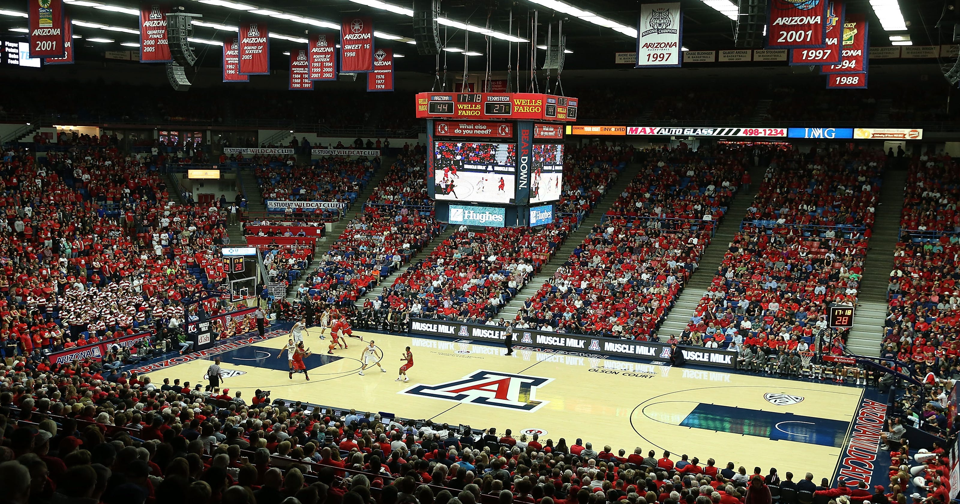 Arizona Wildcats May Sell Beer Wine Might At Mckale Center