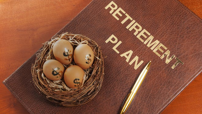 Saving enough fro retirement takes careful planning, financial experts say.