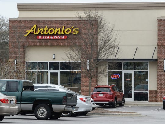 Powdersville restaurants have popped up along State Highway 153, including Antonio's Pizza & Pasta, now open.