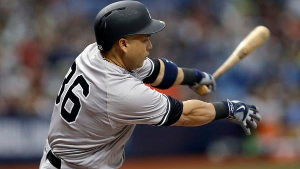 Carlos Beltran could be a Yankee for the rest of the season.