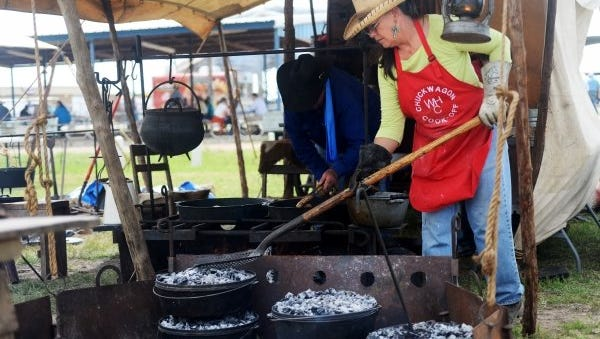 The Cowboy Cookoff competition is one of the biggest events annual at the Western Heritage Classic.