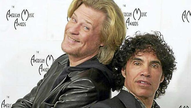 Hall & Oates returns to the city on April 19 for the Golden Gala.