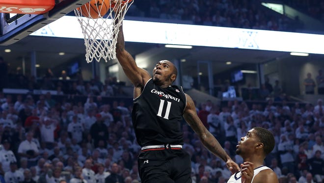 Gary Clark and the Cincinnati Bearcats are picked to win the American Athletic Conference.