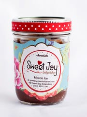 In addition to prepared brigadeiro, Sweet Joy sells