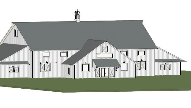 Birchwood Farms event barn may be coming to Wales pending a zoning amendment.