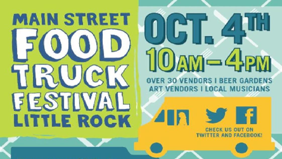 Main Street Food Truck Festival Little Rock
