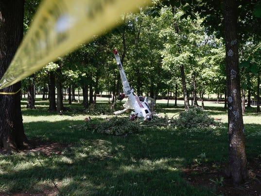 Bolivar plane crash