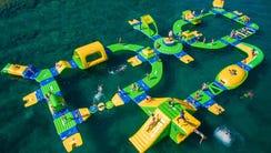 Aqua Park coming to Nashville Shores