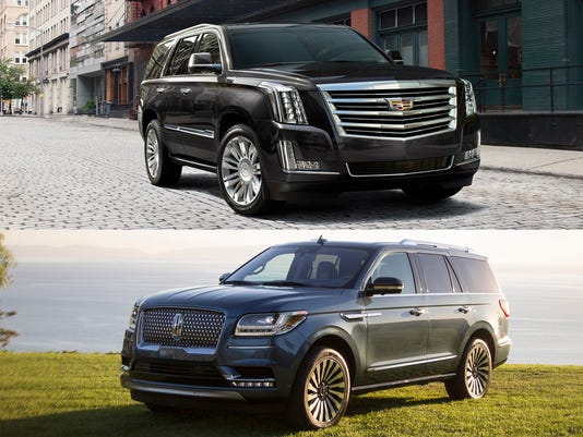 Which Is Better Lincoln Navigator And Cadillac Escalade Compared