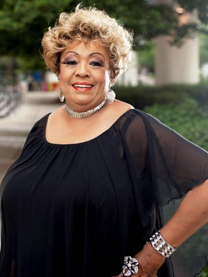 """Linda Cole, aka """"Central Florida's First Lady of Song,"""" will perform with the Space Coast Swing Ensemble during a free concert at 3 p.m., Sunday, Aug. 14, at the auditorium of Merritt Island High School."""