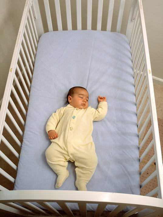 Baby Sleeping In Bedroom With Parents: Study: Parents Still Put Babies In Risky Sleep Environments