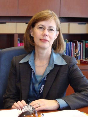 Dr. Mary Currier serves as Mississippi's State Health Officer.