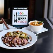 Get ready! 318 Restaurant Week returns in March