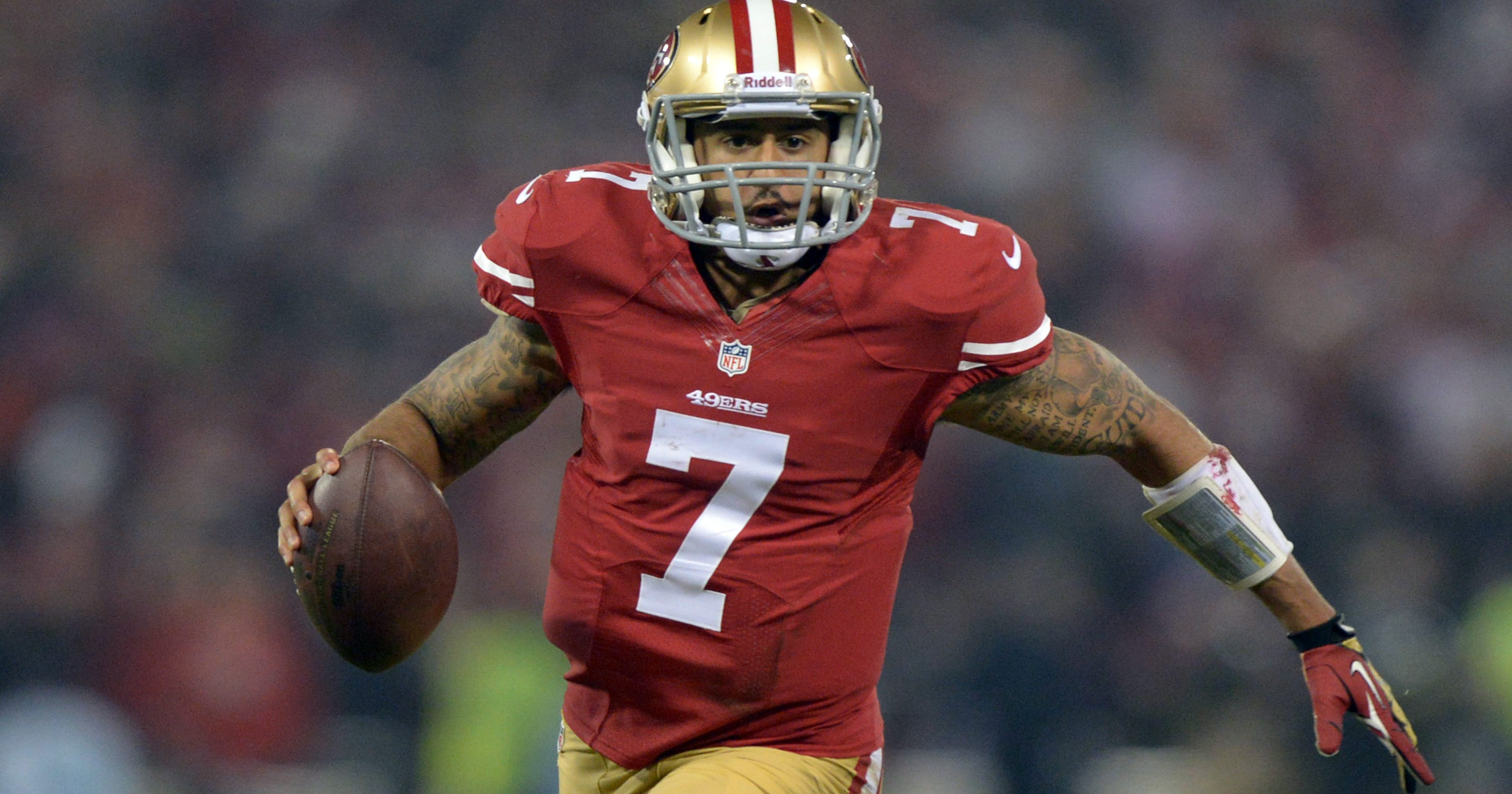 119ef9aa With Trump's blessing, Arizona Cardinals should sign Colin Kaepernick