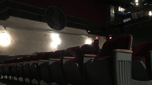 The Capri Theatre in Cloverdale is undergoing a massive