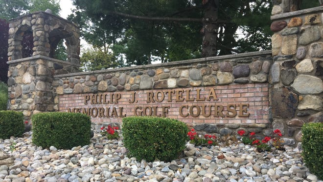 Philip J. Rotella Memorial Golf Course in Thiells.
