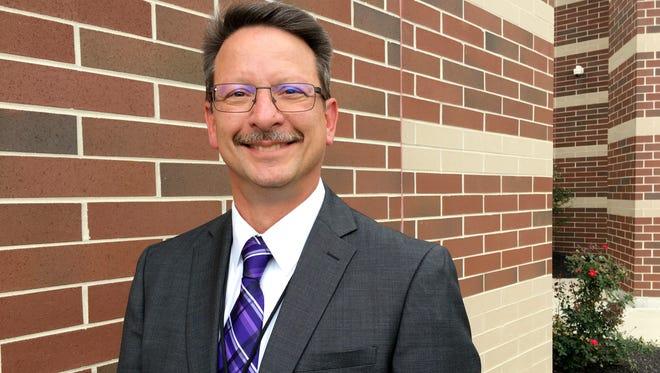 Jon Detwiler, Fremont City Schools superintendent.
