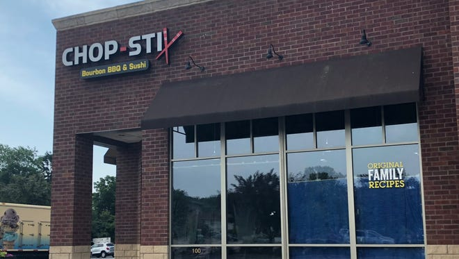 Chop Stix restaurant will open July 5.