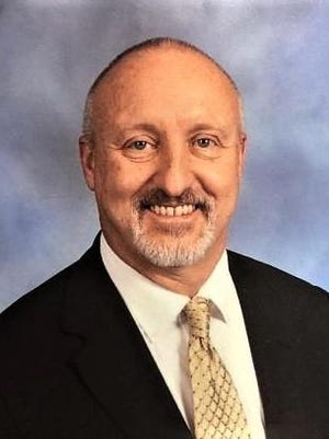 Pueblo County School District 70 Superintendent Ed Smith.
