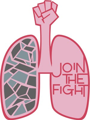 Lung cancer victims are not always smokers. The stigma gets in the way of funding for research and services.