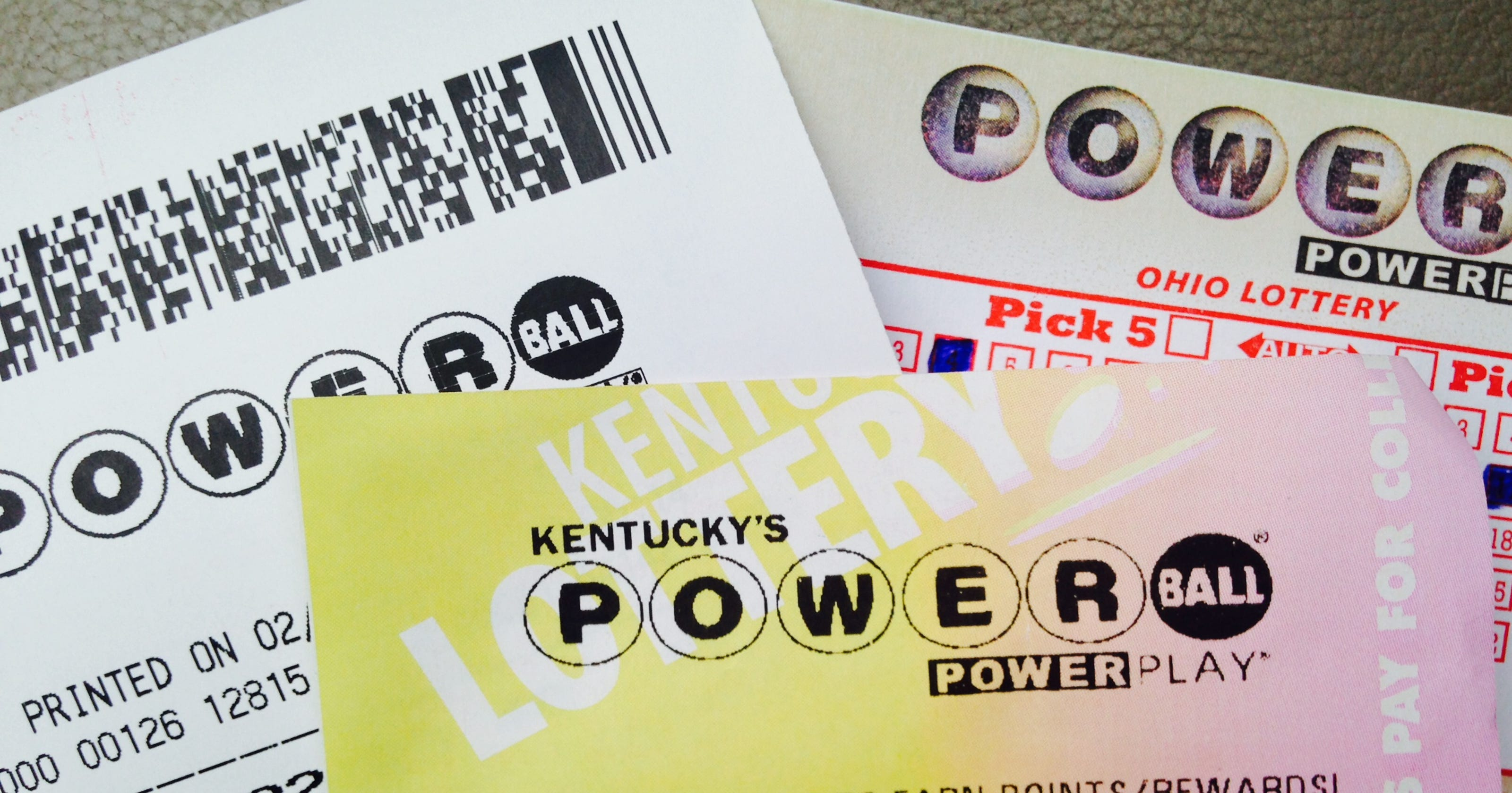 5 Ohio stores have sold $1M lotttery tickets since 2011