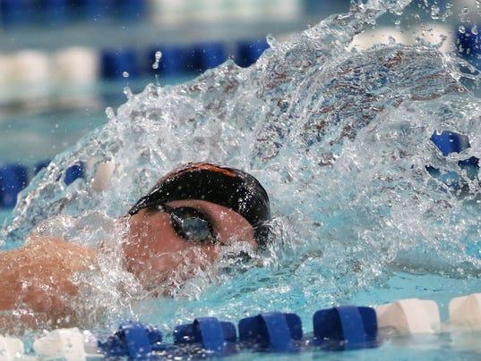 North Shore Conference Swim-9