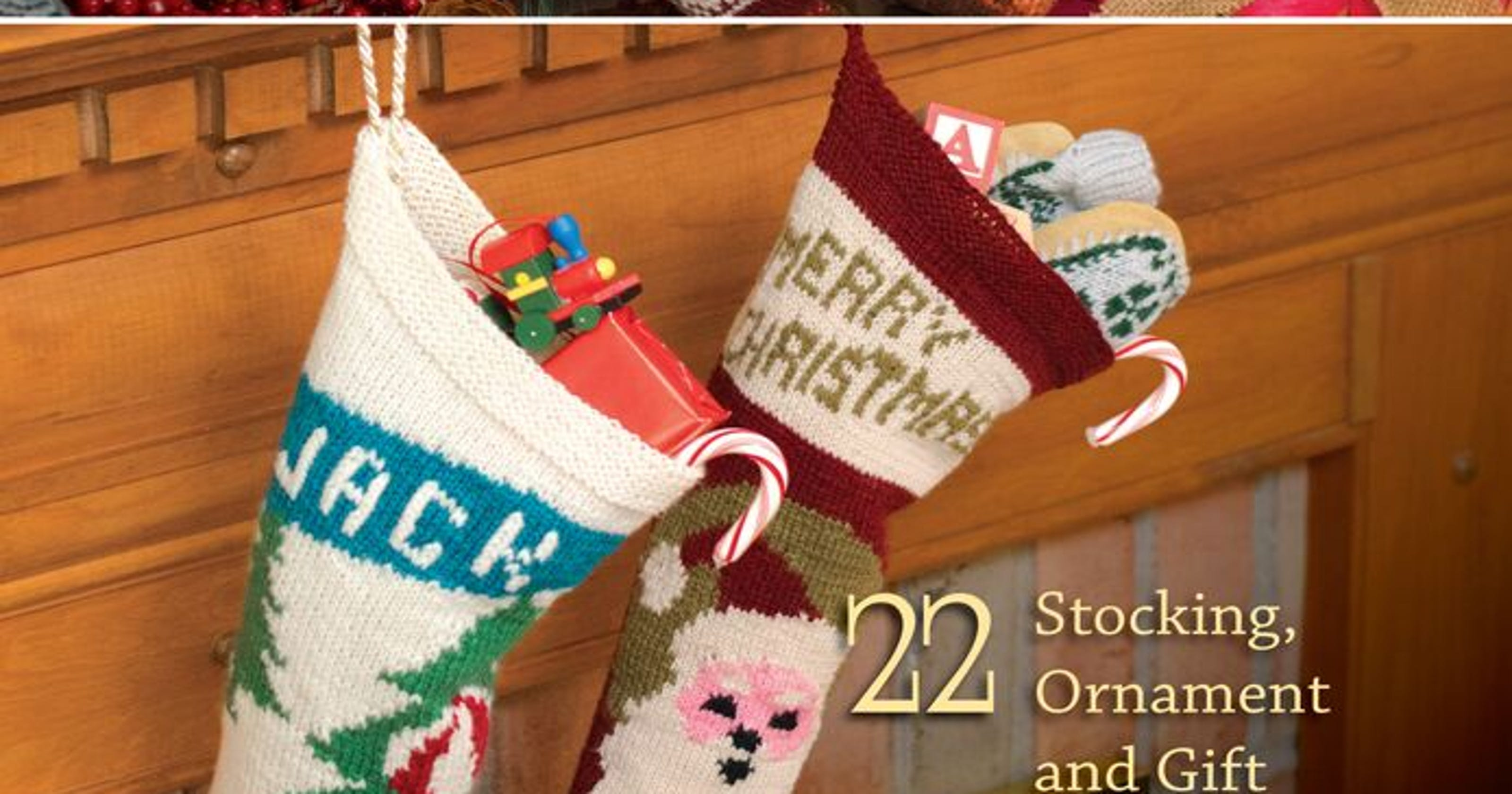 Knit A Vintage Christmas With Candi Derr