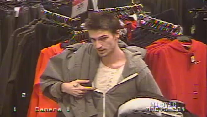 A person Burlington police are seeking the public's help identifying as part of a retail theft investigation.