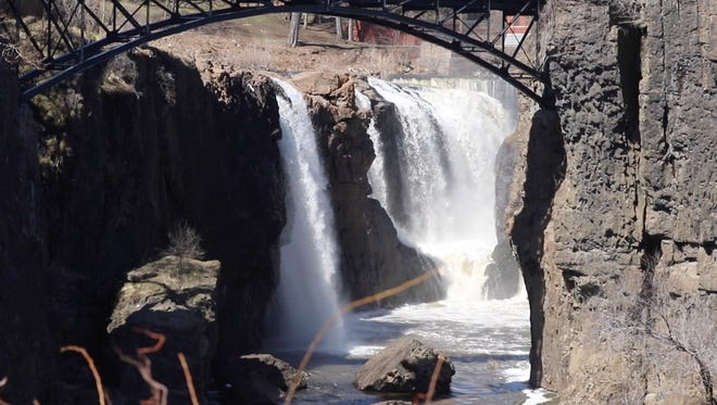 Great Falls of Paterson.